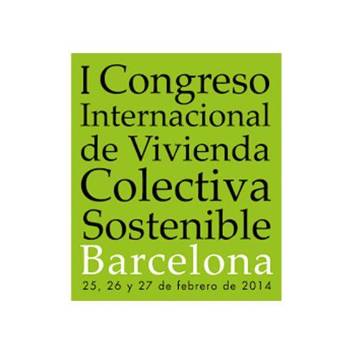 I CONGRESO INTERNACIONAL DE VIVIENDA COLECTIVA SOSTENIBLE
